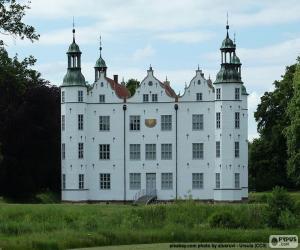 Puzzle de Castillo de Ahrensburg, Alemania