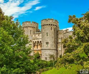 Puzzle de Castillo de Arundel, Inglaterra