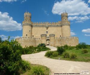 Puzzle de Castillo nuevo de Manzanares el Real