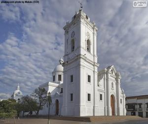 Puzzle de Catedral Basílica de Santa Marta, Colombia