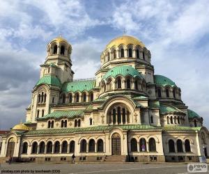 Puzzle de Catedral de Alejandro Nevski