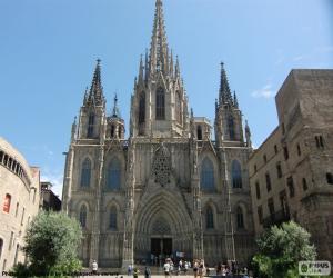 Puzzle de Catedral de Barcelona