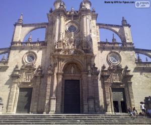 Puzzle de Catedral de Jerez de la Frontera, España