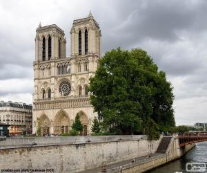 Puzzle de Catedral de Notre Dame, Paris
