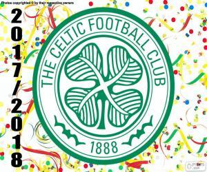 Puzzle de Celtic, Premiership 2017-2018