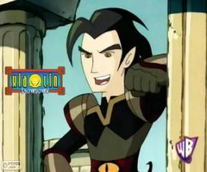 Puzzle de Chase Young, poderoso enemigo para los guerreros Xiaolin