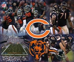 Puzzle de Chicago Bears