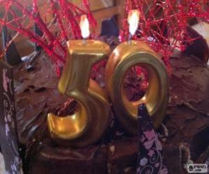 Puzzle de Cincuenta aniversario