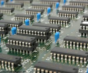 Puzzle de Circuito integrado