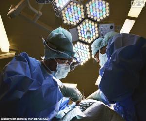 Puzzle de Cirujano