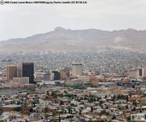 Puzzle de Ciudad Juárez, México