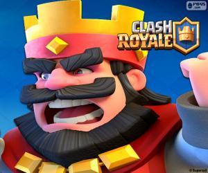 Puzzle de Clash Royale, icono