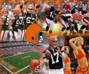 Puzzle de Cleveland Browns