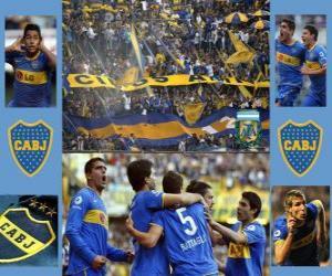 Puzzle de Club Atlético Boca Juniors