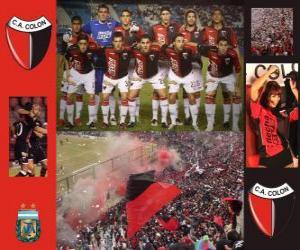 Puzzle de Club Atlético Colón
