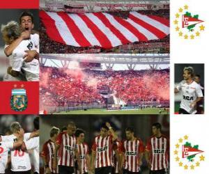 Puzzle de Club Estudiantes de La Plata