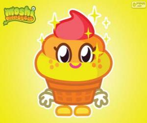 Puzzle de Coolio, Moshi Monsters