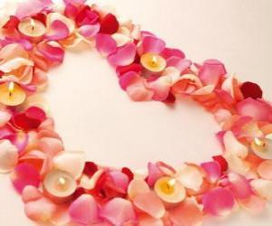 Puzzles de Día de San Valentín - Día de los Enamorados