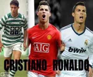 Puzzle de Cristiano Ronaldo