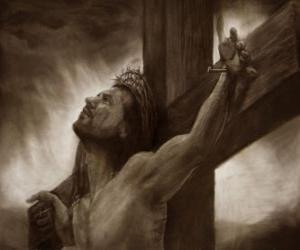 Puzzle de Cristo crucificado