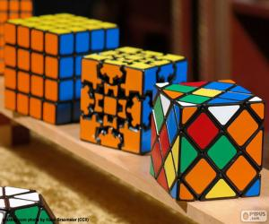 Puzzle de Cubo de Rubik