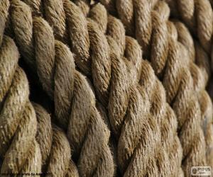 Puzzle de Cuerda
