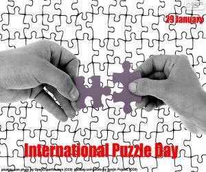 Puzzle de Día Internacional del Puzzle