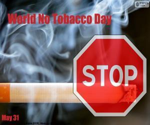 Puzzle de Día Mundial Sin Tabaco
