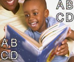 Puzzle de Día Internacional de la Alfabetización, 8 de septiembre