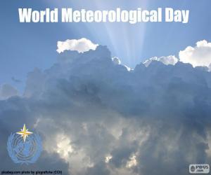 Puzzle de Día Meteorológico Mundial