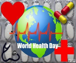 Puzzle de Día Mundial de la Salud