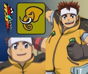 Puzzle de Daigo Takayama de Scan2Go tiene el poder del elefante