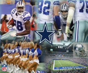 Puzzle de Dallas Cowboys