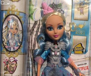 Puzzle de Darling Charming, Ever After High
