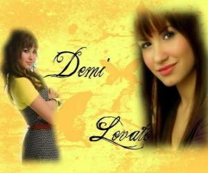 Puzzle de Demi Lovato, Camp Rock