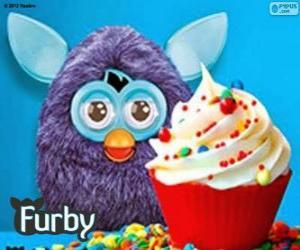 Puzzle de Desayuno de Furby