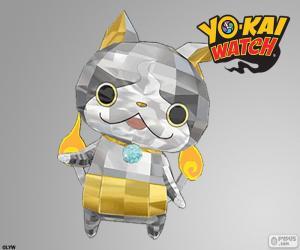 Puzzle de Diamanyan, Yo-Kai Watch