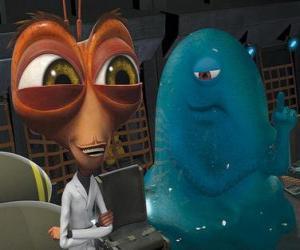 Puzzle de Doctor Cucaracha y Bob