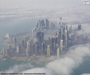 Puzzle de Doha, Catar