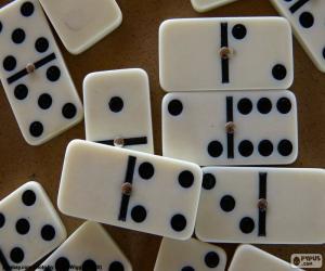 Puzzle de Dominó