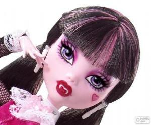 Puzzle de Draculaura de Monster High