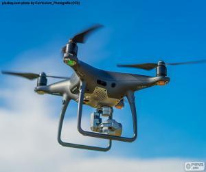 Puzzle de Drone