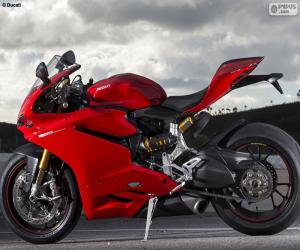 Puzzle de Ducati 1299 Panigale 2015