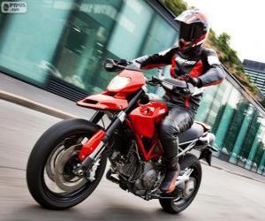 Puzzle de Ducati Hypermotard 1100EVO 2013