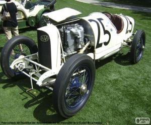 Puzzle de Duesenberg Indianapolis Racer