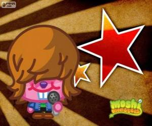 Puzzle de Dustbin Beaver de Moshi Monsters