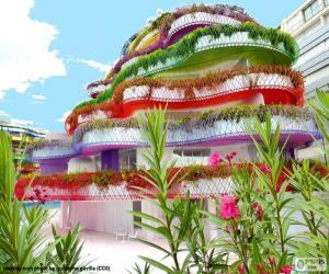 Puzzle de Edificio Life Marina Ibiza
