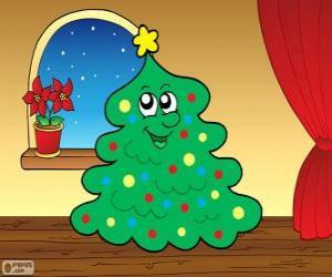Puzzle de El abeto de Navidad