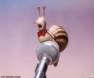 Puzzle de El caracol cantante