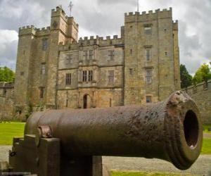 Puzzle de El Castillo de Chillingham, Inglaterra